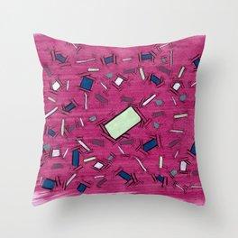 Reducing Liabilities Throw Pillow