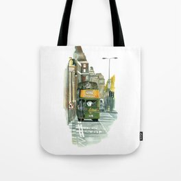 Harrods Tour Bus Tote Bag