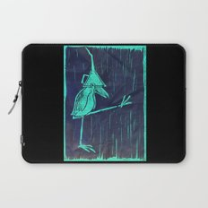 Walk Like A Bird Laptop Sleeve