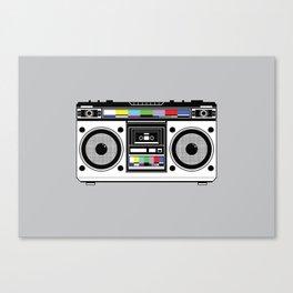 1 kHz #8 Canvas Print