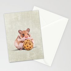 Sweet dreams are made of chocolate Stationery Cards