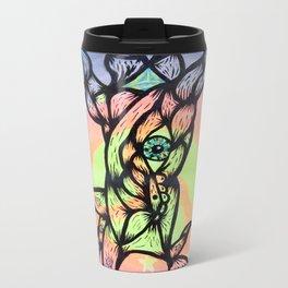 Tree of Live Metal Travel Mug