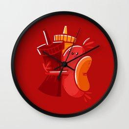 Condimentary Wall Clock
