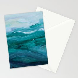 Private Beach Stationery Cards