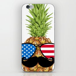 July Fourth iPhone Skin