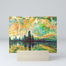 Horizons Mini Art Print