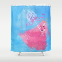 science Shower Curtains featuring Science! by Melissa Smith