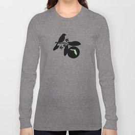 Florida - State Papercut Print Long Sleeve T-shirt