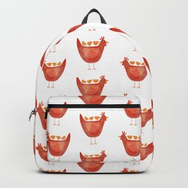 Hen and Chicks Backpack