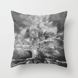 Tree of the damned Throw Pillow
