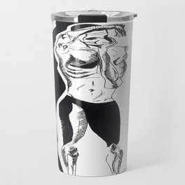 shadow attack three Travel Mug