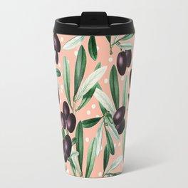 Sour Grapes   Travel Mug