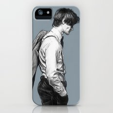 Come Along Pond - Doctor Who iPhone (5, 5s) Slim Case