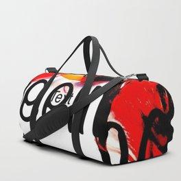 Brit5 intense colour Duffle Bag