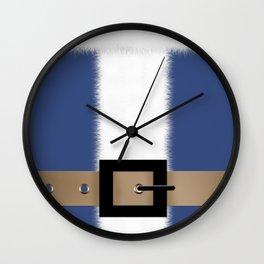 Christmas , Santa 2 Wall Clock