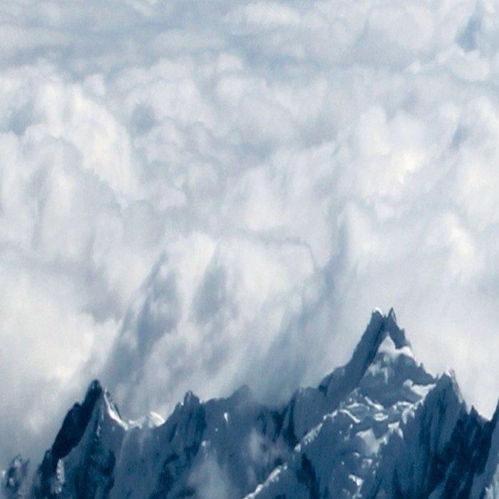 High Mountains #clouds Leggings