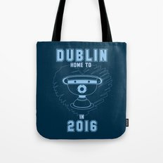 All Ireland Football Champions - Dublin (Navy/Blue) Tote Bag