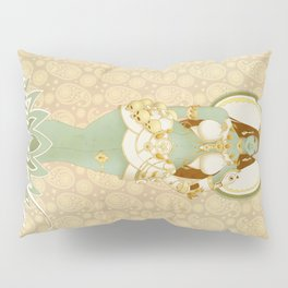 Bow Down to the Goddess Pillow Sham