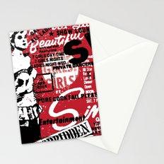 XXX No. 1 Stationery Cards