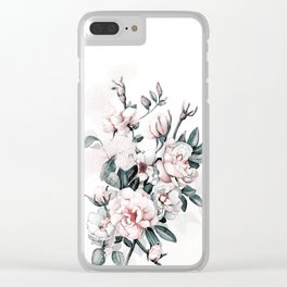 Flowers near me 13 Clear iPhone Case