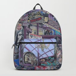 The Mall Backpack