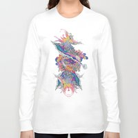 psych Long Sleeve T-shirts featuring Psych by Sushibird
