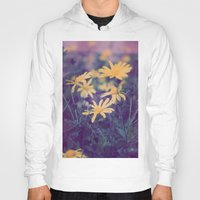 woodstock Hoodies featuring Woodstock Daisy  by Scotty Photography