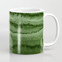 WITHIN THE TIDES FOREST GREEN by Monika Strigel Coffee Mug