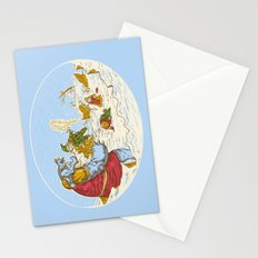 A Chrono to the past Stationery Cards