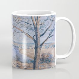 Alfred Sisley  - Autumn Effect Coffee Mug