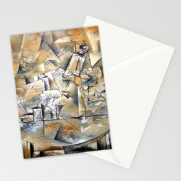 Georges Braque Pedestal Table Stationery Cards
