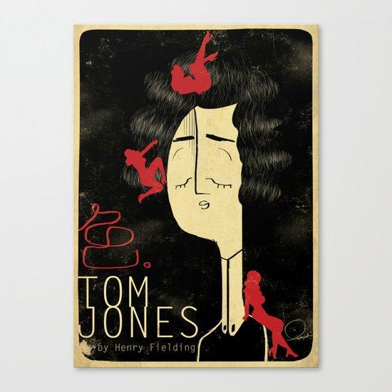 Tom Jones Canvas Print