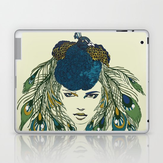 Let it be beautiful Laptop & iPad Skin
