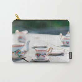 Tea at High Noon Carry-All Pouch