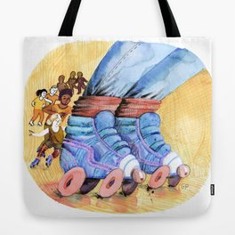 Let's Roll! Tote Bag