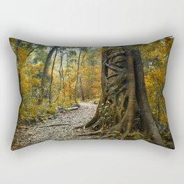 Bunya treasure Rectangular Pillow