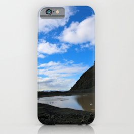 Melted Glacier iPhone Case