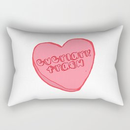 odesta trash Rectangular Pillow