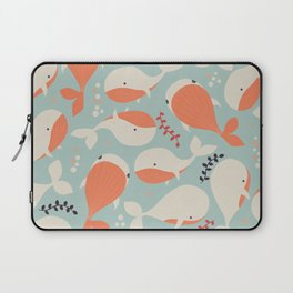 Whales 003 Laptop Sleeve