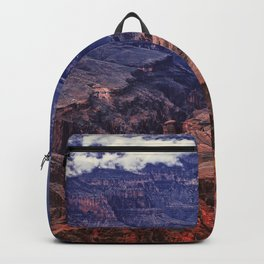 Image Grand Canyon Park USA Nature canyons Mountains park Canyon mountain Parks Backpack