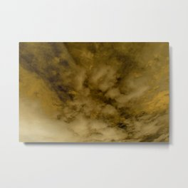 """""""Gold Rain for Danaë"""" Metal Print"""