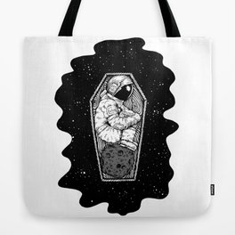 No More Space Tote Bag
