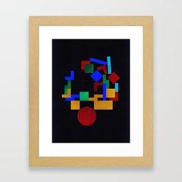 Assembly #1 Framed Art Print