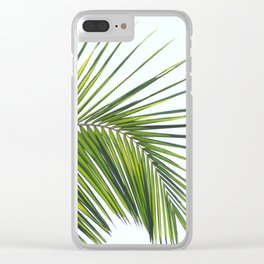 Green Africa Clear iPhone Case