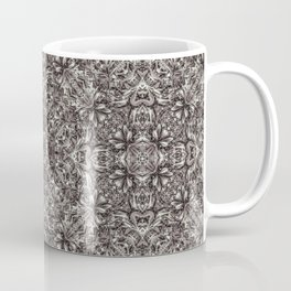 Luxury Modern Baroque Pattern Coffee Mug