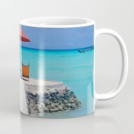 Maldives Beach Vibe Coffee Mug