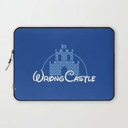 Wrong Castle Laptop Sleeve