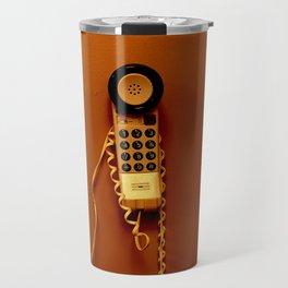 Phoning It In Travel Mug