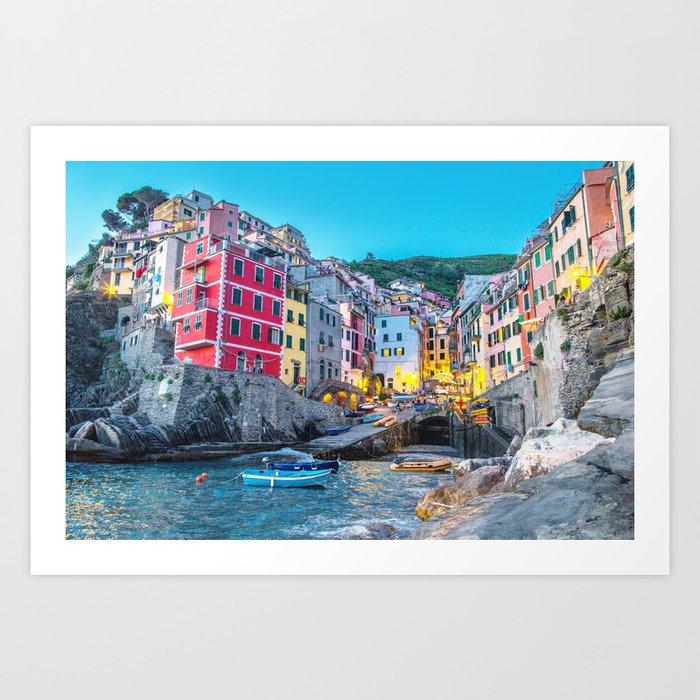 Cinque Terre, Italy Kunstdrucke