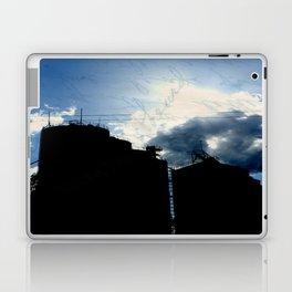 Small town living Laptop & iPad Skin